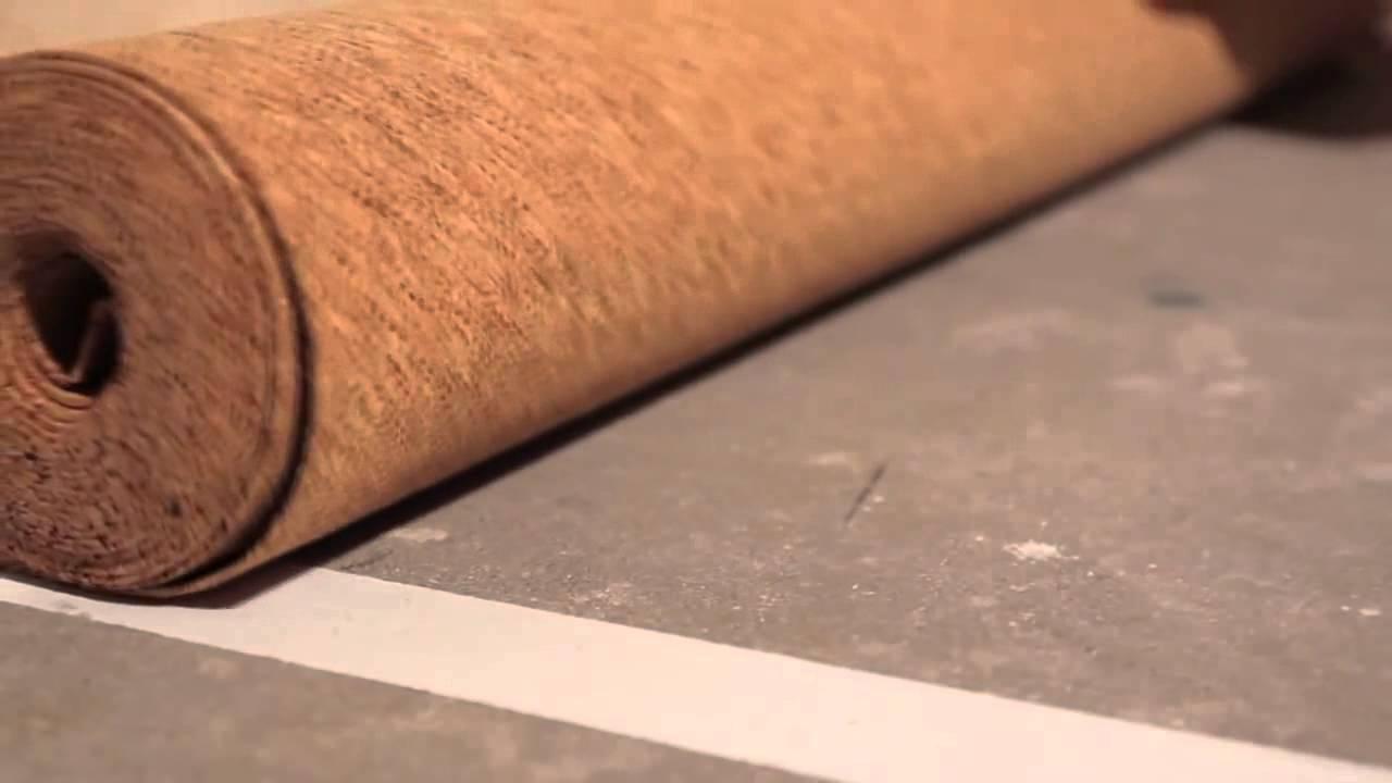 Нужна ли джутовая подложка под линолеум