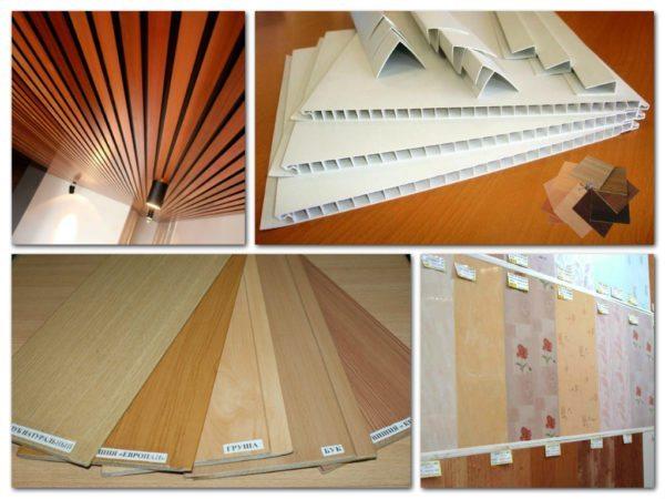 Ассортимент отделочных материалов для потолка велик, а потому, выбирая подходящий вариант, в первую очередь обращаем внимание на внешний вид и на цену