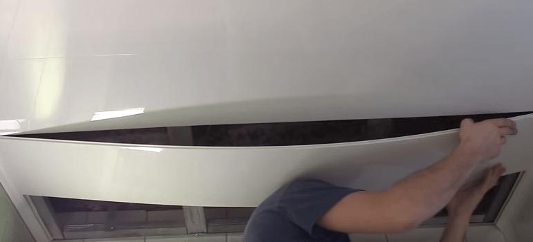 Ремонт в ванной и туалете: использование пластиковых панелей и других материалов, видео и фото