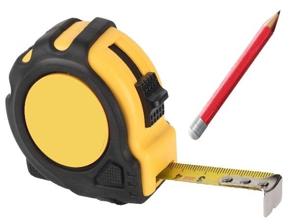 Без измерительного инструмента нельзя представить рабочий процесс
