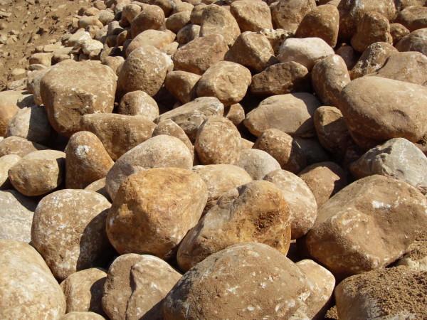 Бутовый камень идеально подходит для наших целей