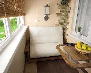 Чем отделать балкон внутри: как лучше облицевать стены и как их утеплить