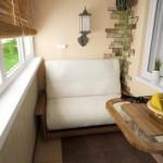 Чем отделать балкон: идеи от опытных мастеров