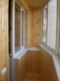 Чем отделать балкон внутри