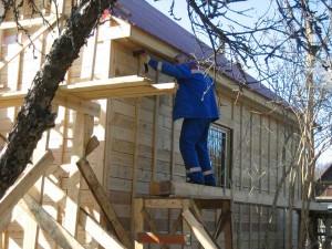 Отделка дома сайдингом своими руками: чем отделать лестницу и цоколь снаружи