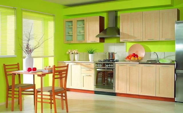 Интерьер кухни столы