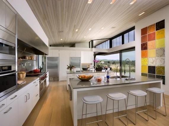 Дизайн кухни для дома