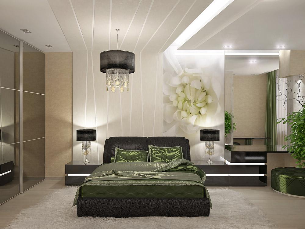 Дизайнер спальни