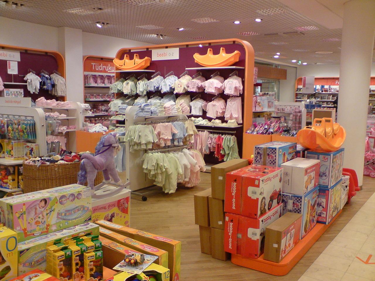 Магазин детский своими руками