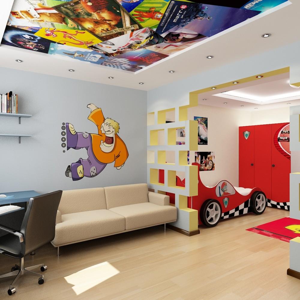 фото интерьер в детской комнате