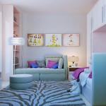 Квартирный вопрос детская комната