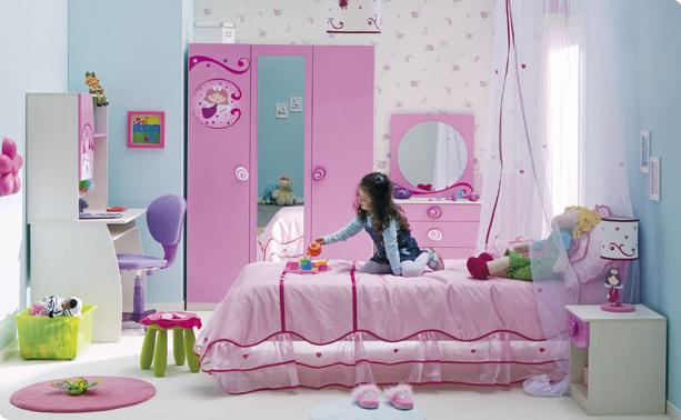 Детские комнаты дизайн обои