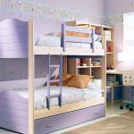Дизайн детской комнаты для двоих детей: идеи для оформления