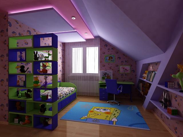 Соответственно дизайн детской комнаты для мальчика подростка будет