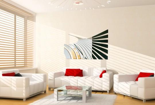 Дизайн гостиной 17 метров