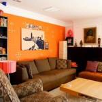 Дизайн гостиной 18 кв м: совмещаем зоны отдыха, приема гостей и рабочую