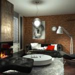 dizajn-gostinoj-komnaty-v-stile-loft-9