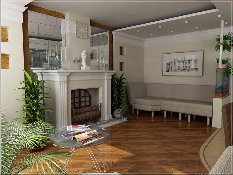 Ремонт гостиной с электрокамином фотогалерея как пользоваться газовым барбекю