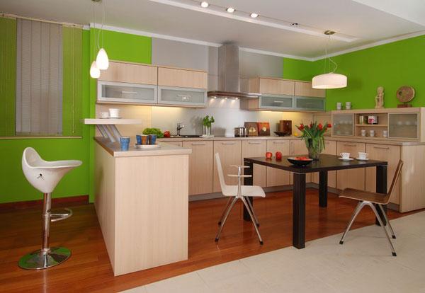Дизайн кухни-гостиной в хрущевке фото