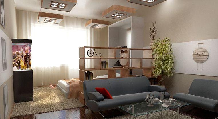 что дизайн комнаты спальна и гостиная в рдном его можно