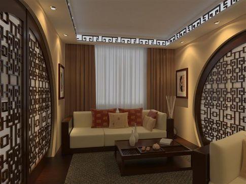 Дизайн интерьера комнаты в однокомнатной квартире