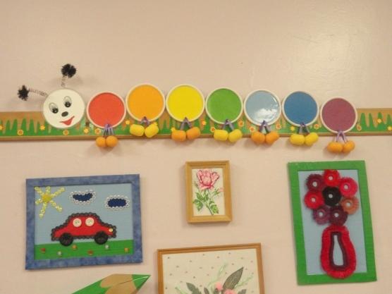 фото как оформить группу в детском саду