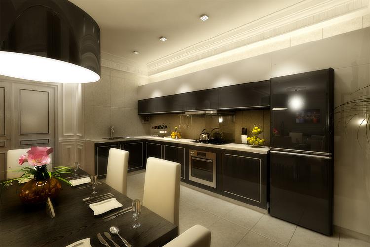 Лучшие кухни дизайн фото