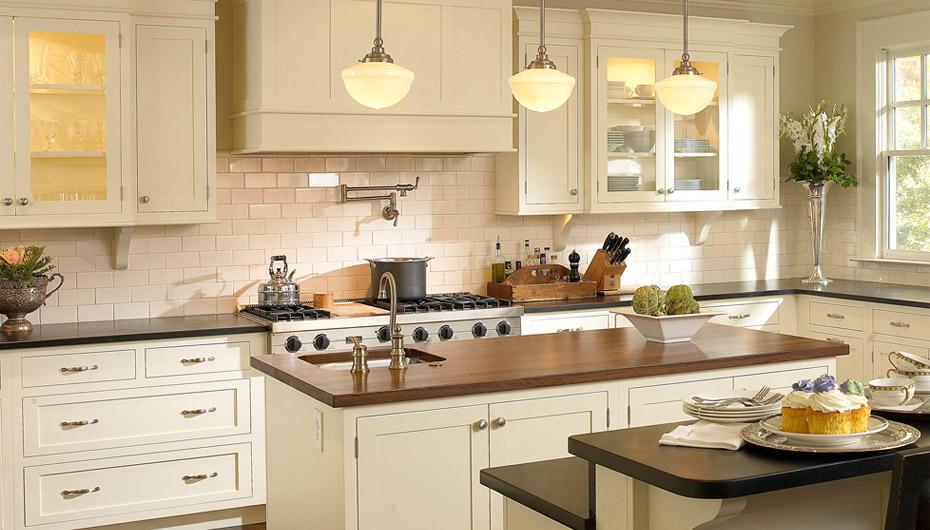 Декор интерьера кухни