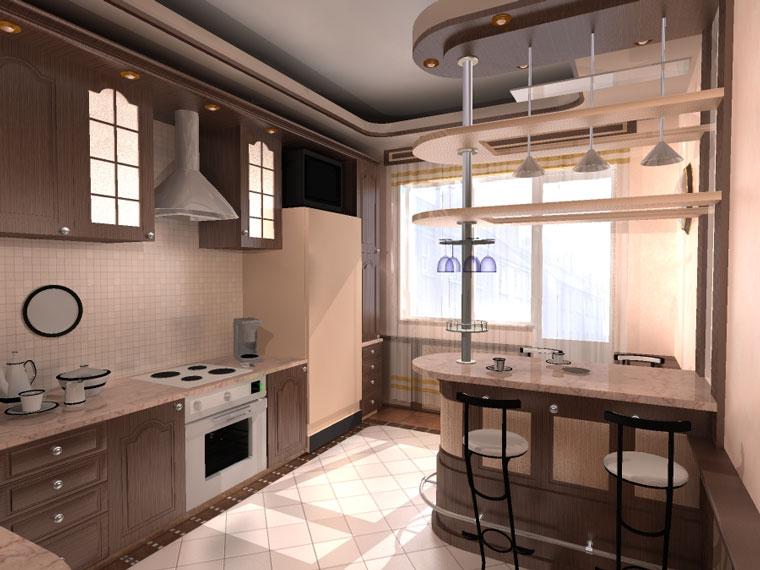 кухни дизайн фото интерьера
