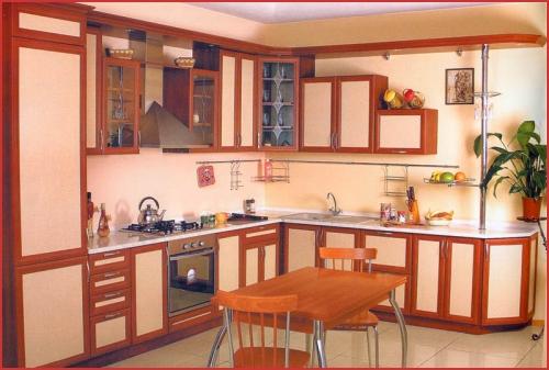 Дизайн интерьера кухни кухни с