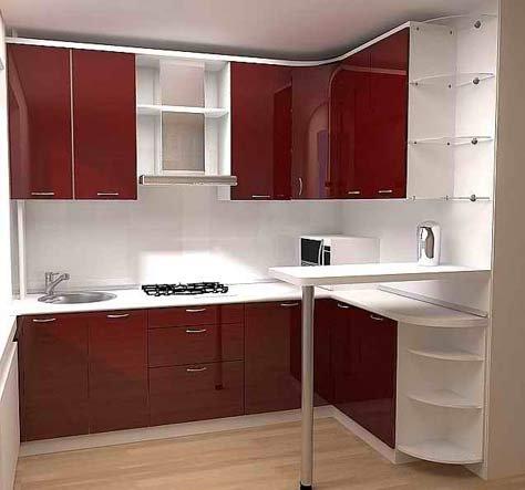 Дизайн кухни 9 кв м фото с