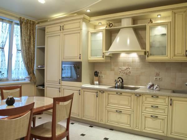 Разрабатывая дизайн кухни в квартире
