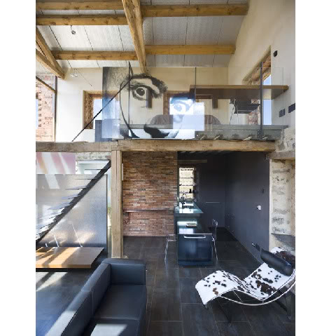 2-х уровневая квартира дизайн