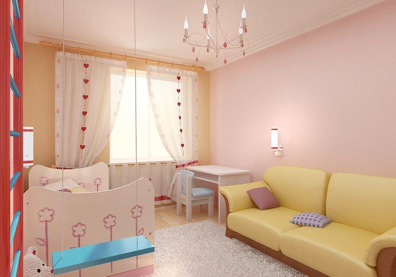 Дизайн комнаты 12 кв м цветовая гамма