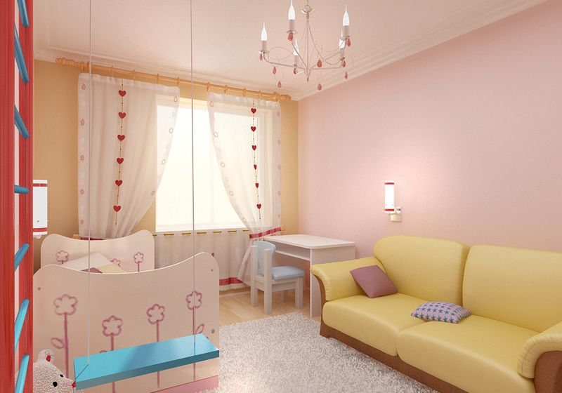 Дизайн спальни 20 кв.м фото