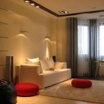 Дизайн комнаты 20 кв м: варианты отделки