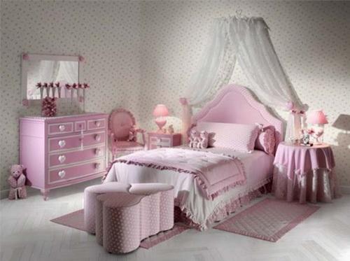 Дизайн комнаты для девушки идеи для