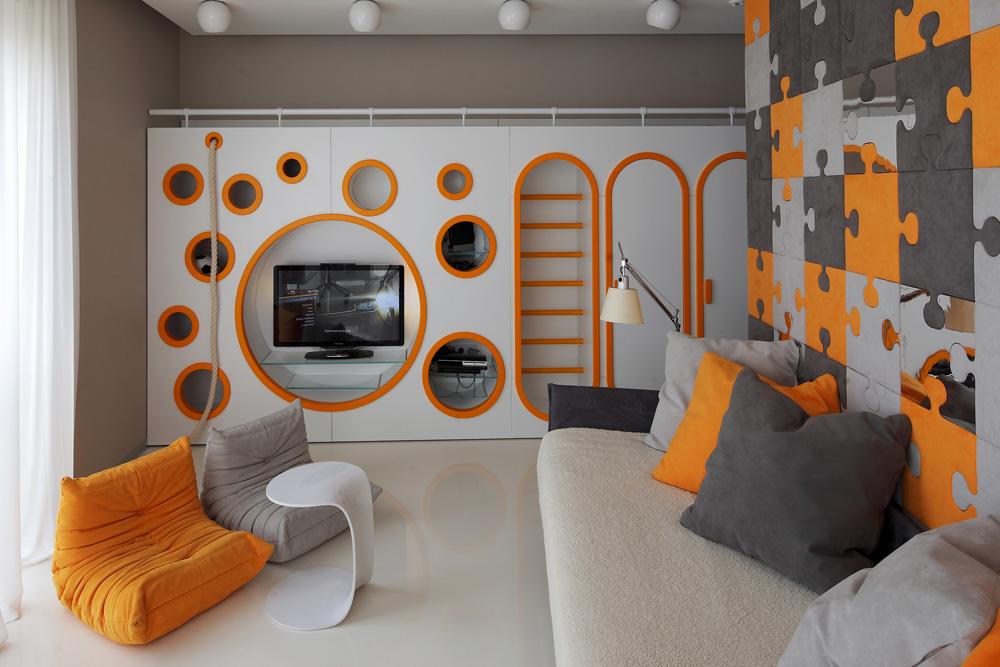Декор для комнаты мальчиков