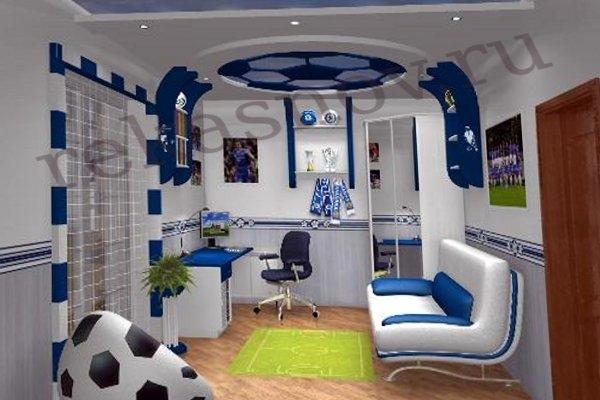 спальни для подростков мальчиков фото