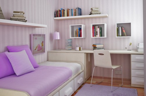 Мебель для девочки подростка 15 лет