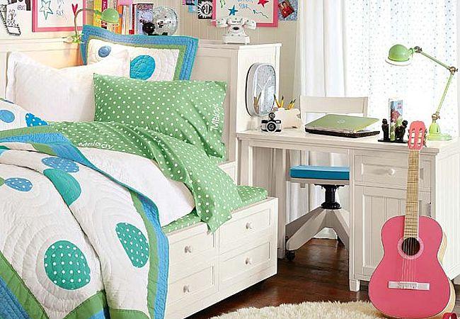 Дизайн детской спальни 9 кв.м