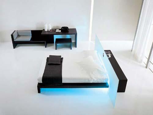 дизайн комнаты в стиле минимализм