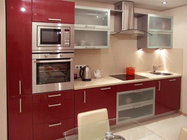 Дизайн кухни 9 кв м есть простор для
