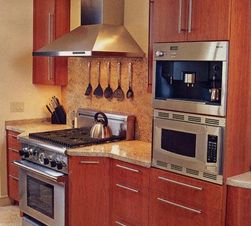 Дизайн кухни в стандартной квартире