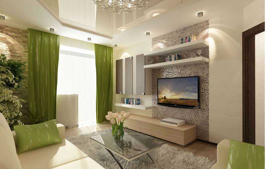 Маленькая квартира-студия Интерьер | ВКонтакте