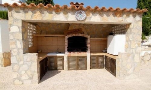 Дизайн летней кухни создаем шедевр