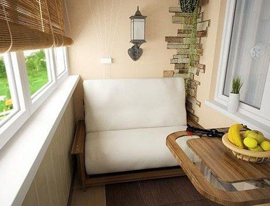 Идеи длЯ перевоплощениЯ балкона / интерьер / балкон и лоджия.