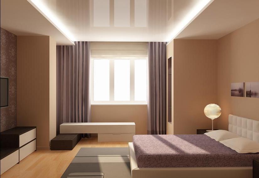 Маленькая спальня дизайн интерьера