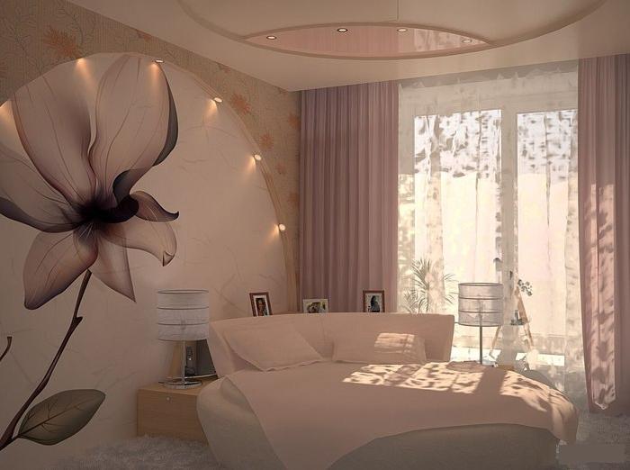Спальни в маленькой квартире фото дизайн
