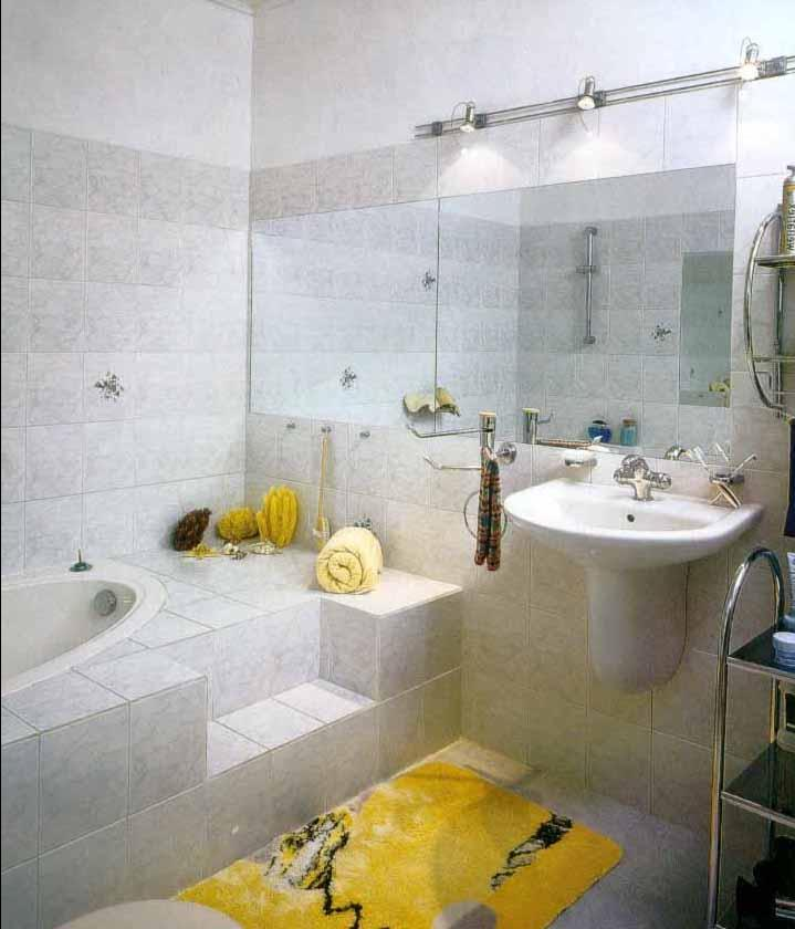 Ремонт в ванной дизайн